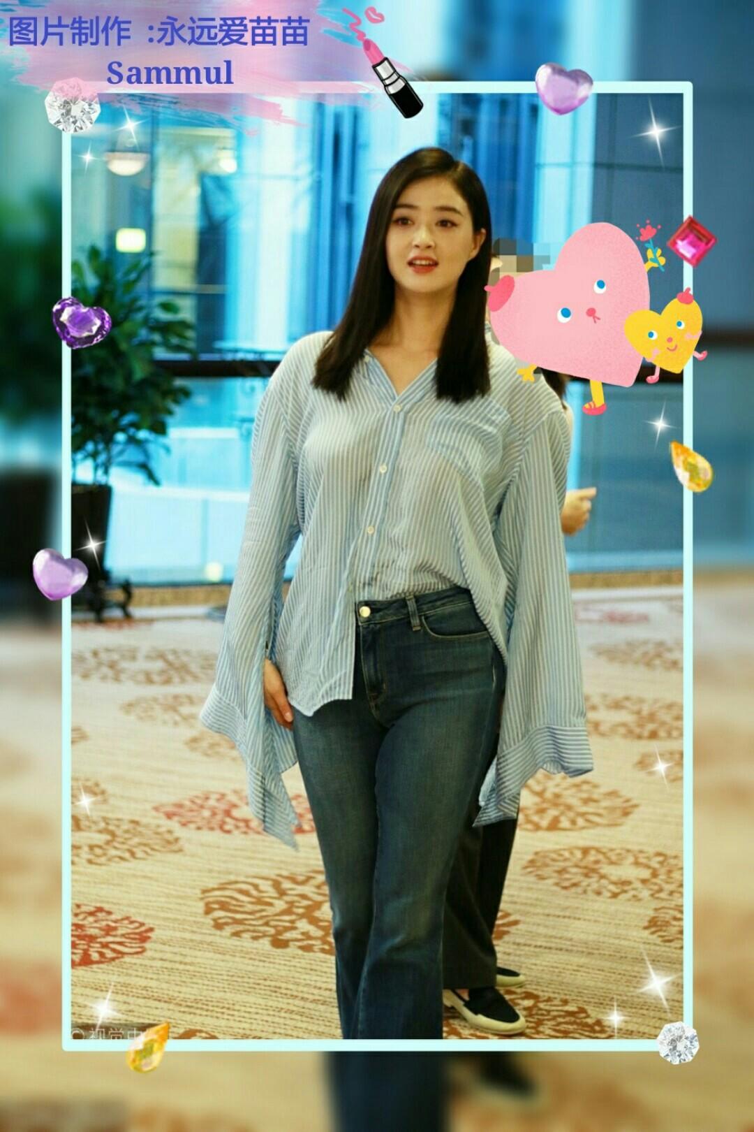 感謝在最美的時光遇見了你@蔣欣????