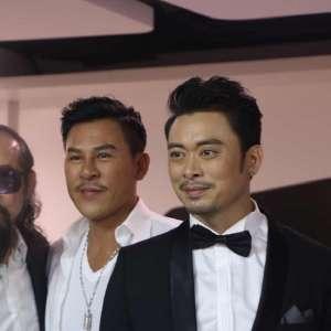 樊少皇出席第20届上海国际电影节闭幕式